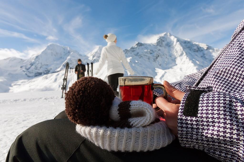 Ski im Vinschgau