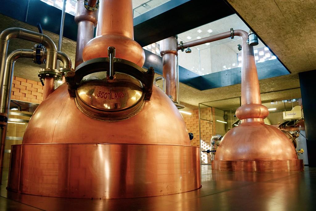 Whiskey im Vinschgau