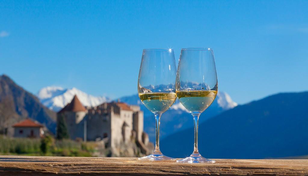 Wein im Vinschgau
